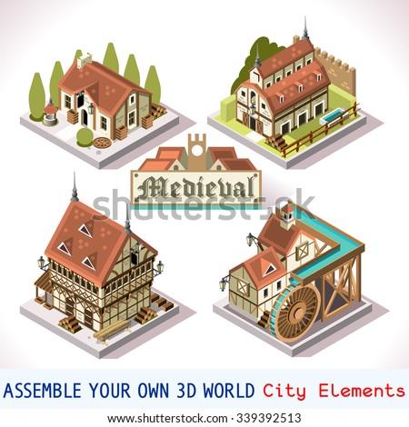 medieval tiles for online