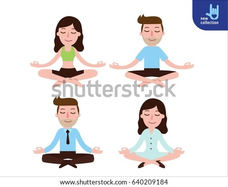 meditation people character