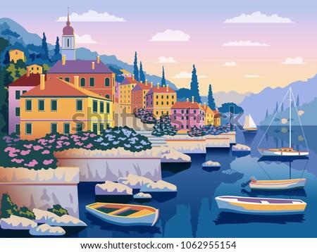 mediterranean romantic