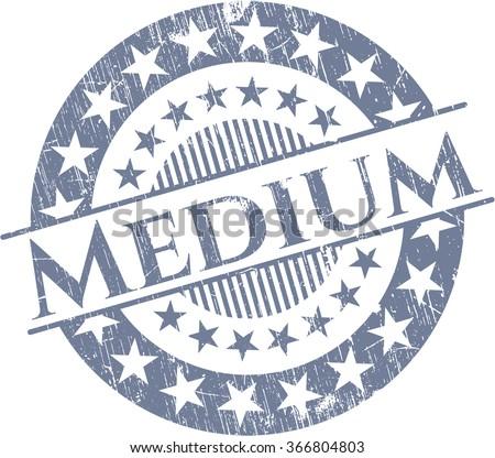 Medium grunge stamp
