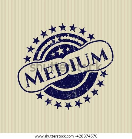 Medium rubber texture