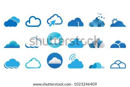 wifi cloud logo vectors download free vector art stock graphics