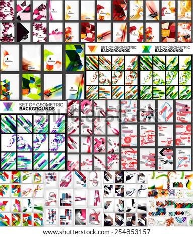 mega collection of geometric