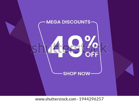 mega discounts 49  off shop now