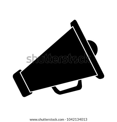 megaphone icon   loud speaker
