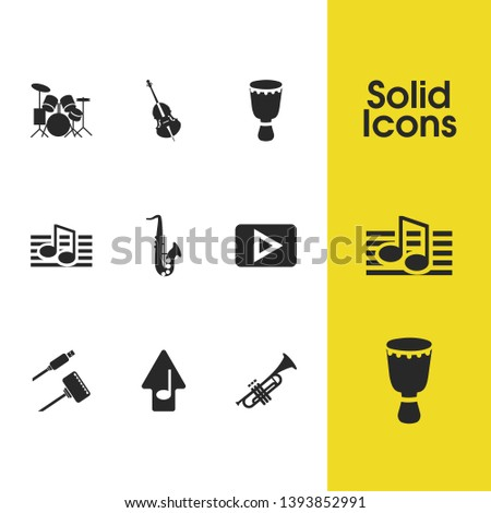 Plays music Newest Royalty-Free Vectors | Imageric com