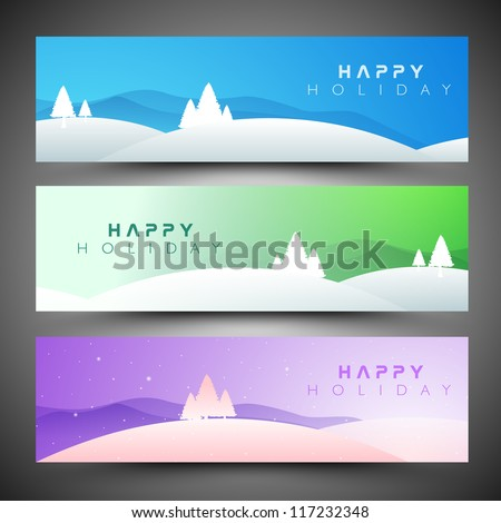 MeMerry Christmas website header and banner with beautiful snowflake design. EPS 10.