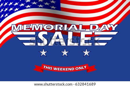 memorial day template download free vector art stock graphics