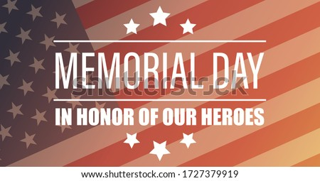 memorial day usa celebrated in
