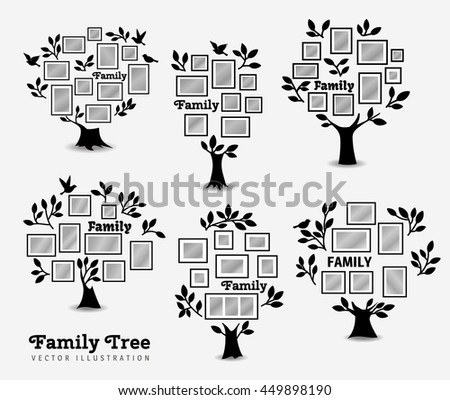 memories tree with picture