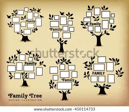 Family Tree Design Templates Image Collections Template Design