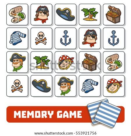 memory game for preschool