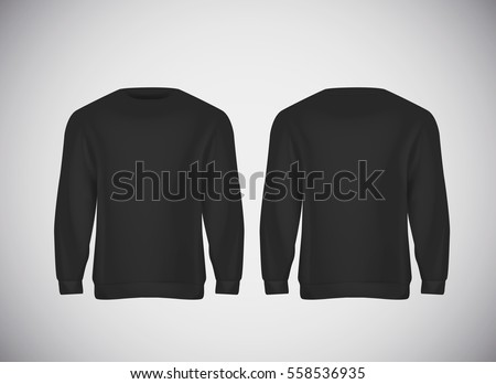 men black hoody realistic