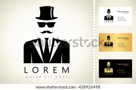 Men clothes logo