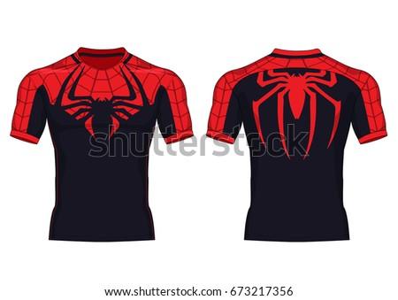 men's t shirt design template