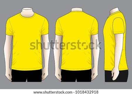 free vector moder t shirt template front back download free