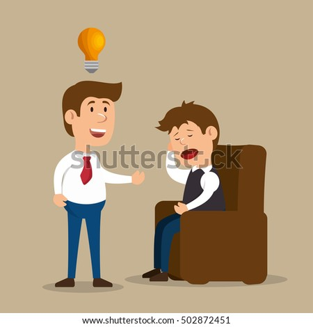 men treat ment spychology idea