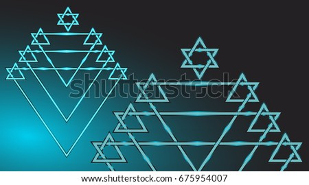 Vector Drawing Straight Lines : Hanukkah shalom icons download free vector art stock graphics