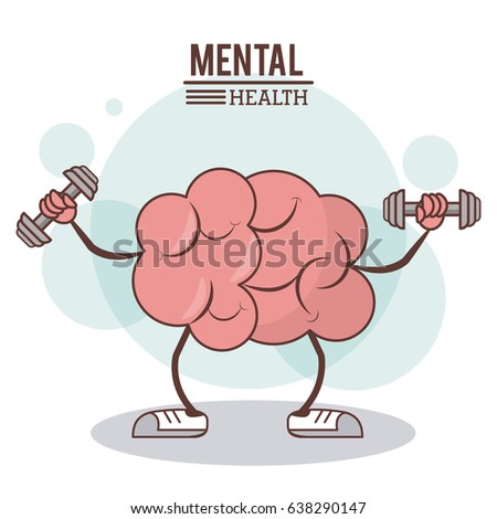 mental health concept. brain training exercise healthy image