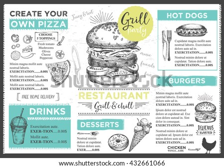 Shutterstock puzzlepix for Design your own restaurant