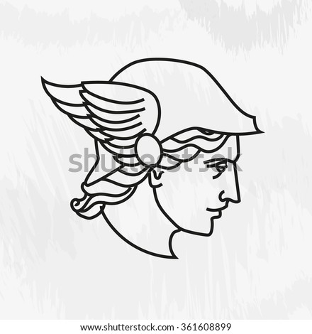 Mercury Stock Vector Illustration 361608899 : Shutterstock