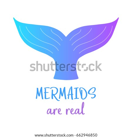 mermaids are real colorful