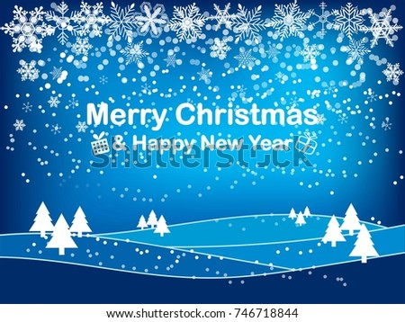 merry christmas and happy new