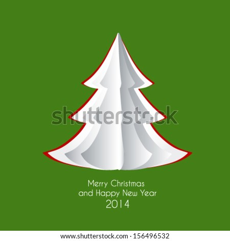 Merry christmas and happy new 2014 year greeting card ez canvas merry christmas and happy new 2014 year greeting card m4hsunfo