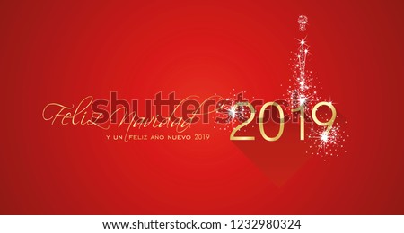 967 Happy New Year In Spanish Illustrations, Royalty-Free Vector Graphics &  Clip Art - iStock