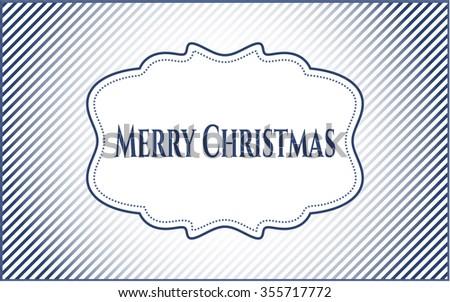 Merry Christmas card, colorful, nice design