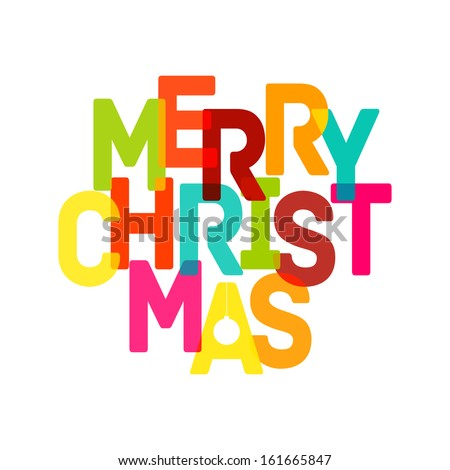 Merry Christmas Card Vector illustration EPS10