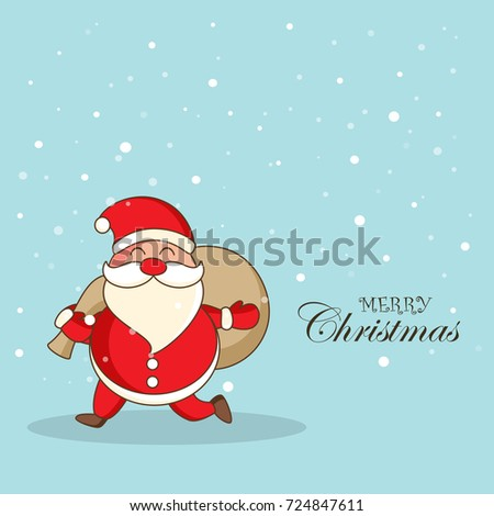Merry Christmas, design background.