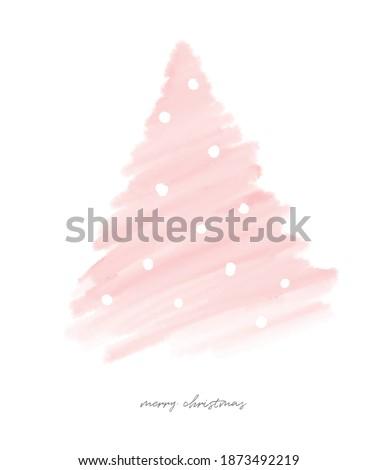 merry christmas pink holidays