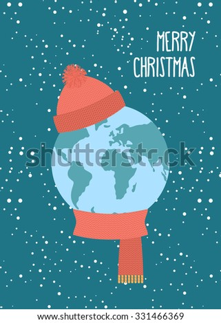merry christmas planet earth
