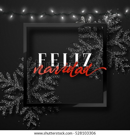 merry christmas spanish