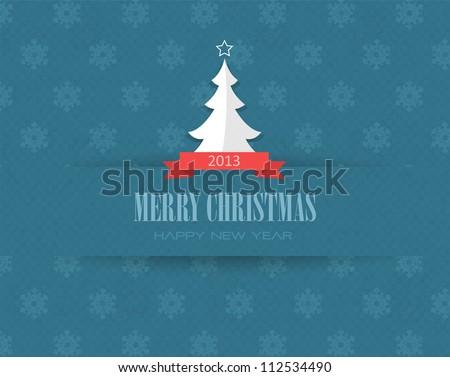 Merry Christmas Vector Design