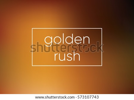 mesh blue golden rush smooth
