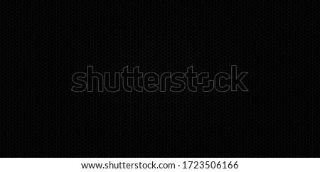 Mesh dark background for cloth design, metal texture steel. Vector illustration