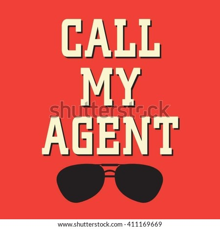 message  call my agent