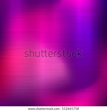 metal abstract pink colorful