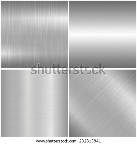 metal brushed texture 4 vector