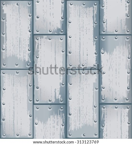 metal pattern vector  wall