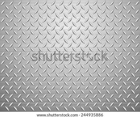 Metal texture background. Vector illustration.