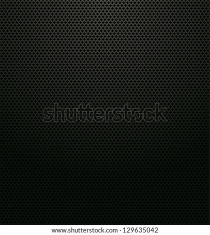 Metallic big background, vector illustration