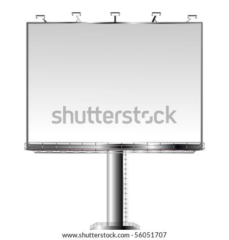stock-vector-metallic-billboard-on-white-background-56051707.jpg