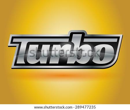 metallic turbo badge 2