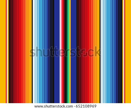 mexican blanket stripes