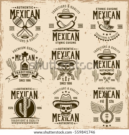 mexican national attributes and ...