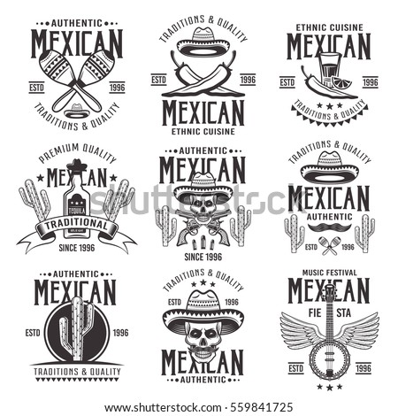 mexican national attributes ...