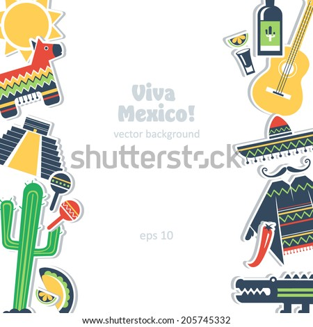 mexico background culture
